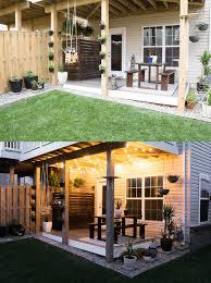Modern Backyard Design Simple My Tiny Backyard Modern Design Ideas For A Small Backyard