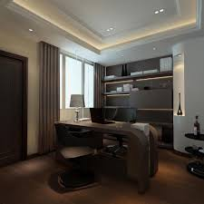 modern home office design. Astonishing Computer Desk Design Created At Modern Home Office Which Is Installing Elegant Furniture Placed On Dark Wood Flooring Outlet Table And Chairs