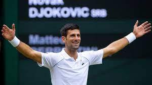says Djokovic after matching Federer ...
