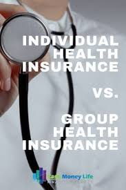 Health Insurance Quotes Nj New Individual Health Insurance Vs Group Health Insurance