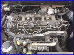 Toyota Avensis Auris 2008, 2.0 Diesel, 2.0 D4d Engine 1ad-ftv Bare ...