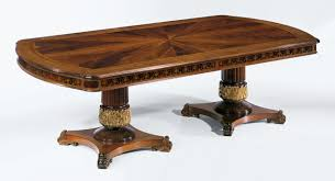 high end dining furniture regency style high end dining table attractive high dining