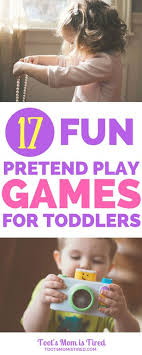17 Fun Pretend Play Games and Activities for Toddlers - Toot's Mom ...