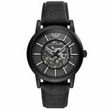 Механические автоматические наручные <b>часы Emporio Armani</b> ...