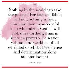 Calvin Coolidge Quotes Persistence Delectable Agreed Lovely Indeed