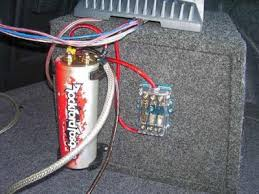 how to properly discharge a car audio capacitor how to install as well as charging your car audio capacitor for the first time when removing it you will also need to discharge it if you remove it out discharging