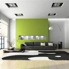 green and brown living room unique wall picture colorful fl area rugs purple shade silver yellow patterned couch green leather pouffe