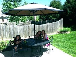 luxury patio furniture with umbrella patio clearance patio umbrella base