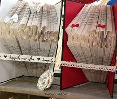 how to fold book pages into letters recycled book art ideas finecraftguild