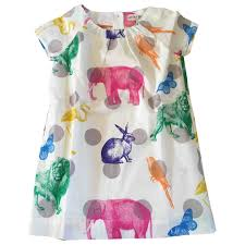 Dress Mini Boden Multicolour Size 3 Years Until 39 Inches