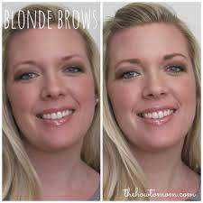 best blonde brow pencil