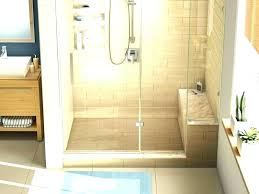 built in shower bench seat bathroom chairs and benches making wooden uk