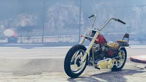The one pictured is the chopper version, but a bobber version is available! The Western Daemon Gta V Gaming