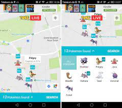 Poke LIVE for Pokemon GO - Android App - Download - CHIP