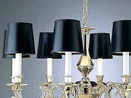 black and brass chandelier brass chandelier black shades designs brass chandelier black shades