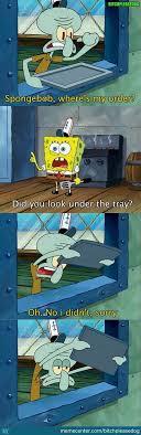 Spongebob Memes. Best Collection of Funny Spongebob Pictures via Relatably.com