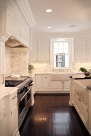 small off white kitchens. Plain Small Off White Cabinets And Small Kitchens E