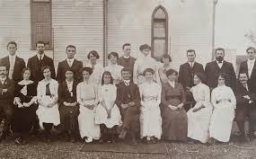 The story behind the picture - a family ~ Outback Family History