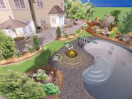 Small Picture Garden Design Landscape And Garden Design The Clean Lines Of A