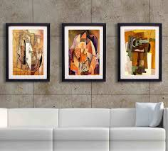 image of framed wall art for living on modern framed wall pictures with decorative room with framed wall art the home redesign