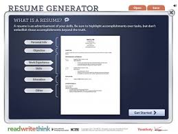Resume Genorator Why Should A Prospective Employer Pick You World Of Work