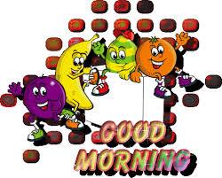 good morning fruits