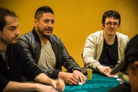 Championship: Antonio Rey Doubles Through Isaac Haxton   Seminole Hard Rock  Hollywood Poker