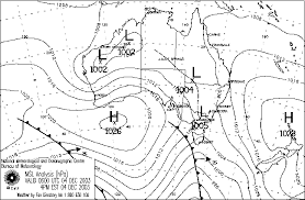 Australian Weather News 04 Dec 2003