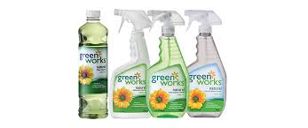 the green works greenworks products better living