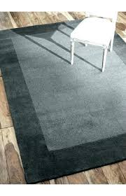 large gray area rug dark gray area rug endearing solid grey wool crate and barrel rugs