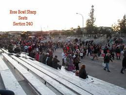 Rose Parade Bleacher Seating Chart Best Seats In My Opinion No Blocked Views On Highway