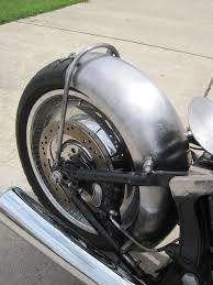 harley rear swingarm mounted fenders google search sportster