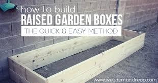 building a garden box. Building A Garden Box