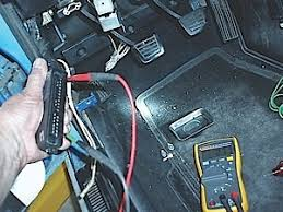 ecu diagnostics datsun z nissan photo 2 as illustrated in this photo sensor and actuator circuit resistance is measured