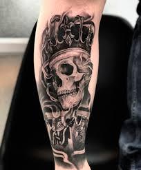 тату корона 116 фото татуировок на разных частях тела
