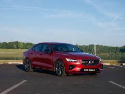 Volvo T6 R Design Review 2019 Volvo S60 T6 R Design Awd Review Gcbc