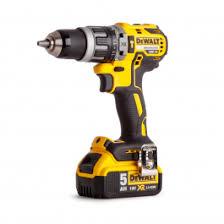 <b>DEWALT</b> 18V Brushless Hammer Drill | <b>DCD796P2</b>