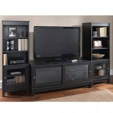 entertainment center with shelves. Home Entertainment Center TV Stand Shelves Wood Media Console Side Pier Towers EBay To With