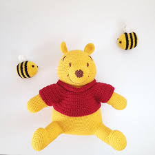 Winnie The Pooh Crochet Pattern Awesome Decorating