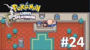 Merydian City Light Platinum Gym Lets Play Pokemon Light Platinum Ep 24 Merydian City Gym