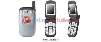 Samsung E610 - scheda tecnica ...
