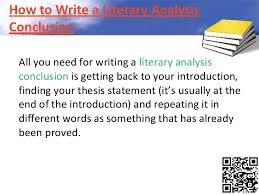 how to write literary essay conclusion suggestions for writing essay pdf acircmiddot writing literary arguments cengage learning