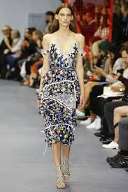 Peter Pilotto / Spring 2016 Trends / Bar none, the body part to bare for