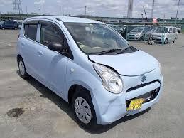Used SUZUKI ALTO ECO for sale at Pokal – Japanese Used Car ...