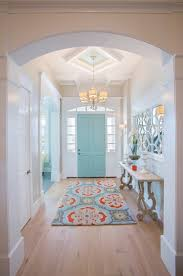 Image Painted Transitional Entry By Jcd Custom Home Design Houzz Could The Inside Of Your Front Door Use New Color