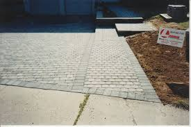 how to make concrete pavers and