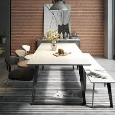 concrete dining table steel concrete dining table round concrete dining table perth