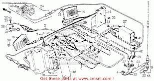 honda gl1200 aspencade wiring diagram 1984 Goldwing Wiring Diagram Honda GL 1500 Wiring Harness Diagram