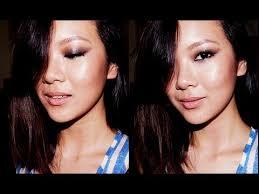 makeup tutorial easy chic dark black smoky eye makeup for asians laura mercier dark spell 2016
