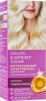 Faberlic Expert Color - <b>Интенсивный осветлитель для волос</b> ...